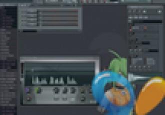 【机架】水果机架 FL Studio 9.0 中文汉化版