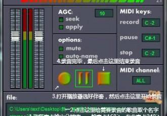 VST录音插件Channel Grabber实时录音插件