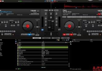 推荐先锋2000打碟机模拟器给喜欢DJ喊麦的朋友