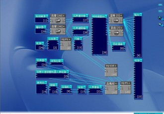 创新声卡7.1声卡KX3550驱动效果连线图